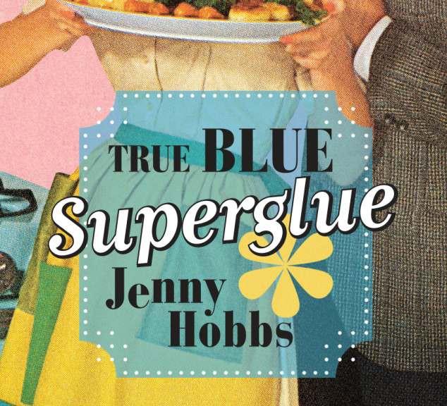 True Blue Superglue